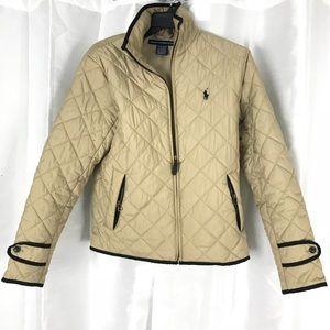 Ralph Lauren Sport Quilted Bomber jacket